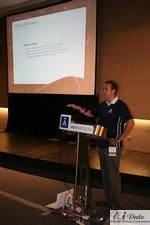 Ross Williams at iDate2007 Barcelona
