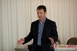 OPW Pre-Session (Mark Brooks of Courtland Brooks) at the 2011 Online Dating Industry Conference in Beverly Hills