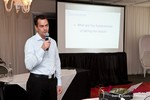 OPW Pre-Session (Mike Baldock of Courtland Brooks) at iDate2011 Beverly Hills