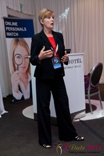 Ann Robbins (CEO of eDateAbility) at the 2011 Internet Dating Industry Conference in Beverly Hills