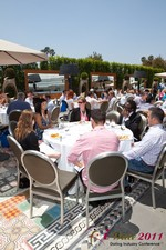 Mobile Dating Executives Meet for the iDate Lunch at iDate2011 Beverly Hills