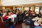 Lunch at the November 7-9, 2012 Sydney Australian Internet and Mobile Dating Industry Conference