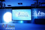 Awards Stage at the 2012 iDate Awards