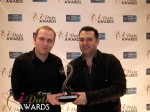 Honor Gunday & Benoit Boisset - PaymentWall won Best Payment System for 2012 at the 2012 Miami iDate Awards Ceremony