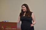 Maria Avgtidis - CEO - Agape Match at the 2012 Internet Dating Super Conference in Miami