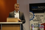 Dr Eike Post (Co-Founder of IQ Elite) at the September 10-11, 2012 Cologne European Online and Mobile Dating Industry Conference