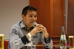 Final Panel (Benjamin Bak of Lovoo) at the September 10-11, 2012 Mobile and Online Dating Industry Conference in Cologne