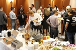 Networking  at the September 10-11, 2012 Cologne European Online and Mobile Dating Industry Conference