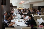 Lunch  at the September 10-11, 2012 Mobile and Online Dating Industry Conference in Koln
