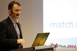 Mark Brooks (CEO of Courtland Brooks and Publisher of Online Personals Watch) at the September 10-11, 2012 Cologne European Online and Mobile Dating Industry Conference