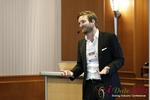 Matt Connoly (CEO of MyLovelyParent) at the 9th Annual European iDate Mobile Dating Business Executive Convention and Trade Show