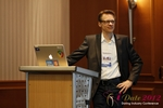 Moritz Von Tobiesen (Account Manager at Google) at the September 10-11, 2012 Mobile and Online Dating Industry Conference in Cologne
