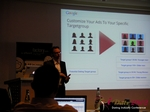 Moritz Von Tobiesen (Account Manager at Google) at the 2012 European Online Dating Industry Conference in Cologne