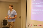 Alexander Harrington (CEO of MeetMoi) discusses Social Discovery at iDate2012 West
