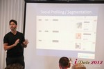 Joshua Wexelbaum (CEO of LeadsMob) at the June 20-22, 2012 Mobile Dating Industry Conference in L.A.