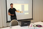 Joshua Wexelbaum (CEO of LeadsMob) at Mobile Marketing Pre-Conference at the iDate Mobile Dating Business Executive Convention and Trade Show