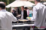 Lunch  at the June 20-22, 2012 L.A. Internet and Mobile Dating Industry Conference
