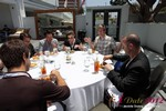 Lunch at the 2012 Online and Mobile Dating Industry Conference in L.A.