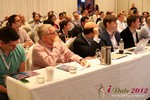 Audience during the state of the mobile dating industry  at iDate2012 L.A.