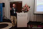 Martin Eyking (CEO of New Media Services) covers False Dating Profiles at iDate2012 California