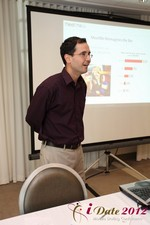 Geoff Cook (COO of MeetMe) at the 2012 California Mobile Dating Summit and Convention