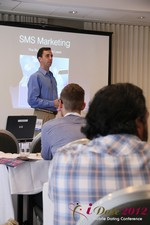 Peter McGreevy covers SMS Marketing Rules and Laws at the 2012 Online and Mobile Dating Industry Conference in L.A.