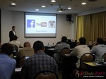 Fernando Ranieri Google Account Executive Speaking on Search Marketing Strategy  at the 36th iDate Dating South America Business Conference in Sao Paulo