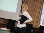 Catharina Jaschke (Regional Manager @ Be2) at the 2013 Köln European Union Mobile and Internet Dating Summit and Convention