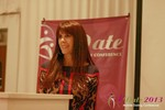 Julie Spira - CEO of CyberDatingExpert.com at the June 5-7, 2013 Mobile Dating Business Conference in California