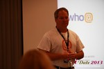 Lee Blaylock - Who@ at the 2013 Internet and Mobile Dating Business Conference in California