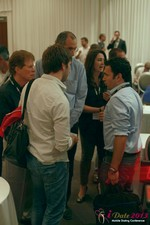 Networking at the 2013 California Mobile Dating Summit and Convention