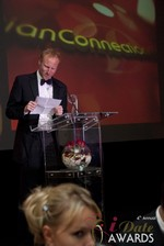 Dan Winchester reading on behalf of ChristianConnection.co.uk, winner of Best Niche Dating Site in Las Vegas at the 2013 Online Dating Industry Awards