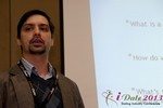Arthur Malov (Internationl Dating Coach Association) at iDate2013 Las Vegas