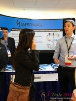 SafeCharge (Payment Industry Sponsor) at the 2013 Internet Dating Super Conference in Las Vegas