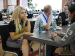 Speed Networking among Dating Industry Executives  at the September 8-9, 2014 Cologne European Union Online and Mobile Dating Industry Conference