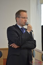 Dieter Plassman, CTO at Net-M  at the September 7-9, 2014 Mobile and Online Dating Industry Conference in Cologne