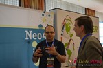 Exhibit Hall, Neo4J Sponsor  at the September 8-9, 2014 Cologne European Union Online and Mobile Dating Industry Conference