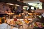 Lunch  at the September 8-9, 2014 Cologne European Union Online and Mobile Dating Industry Conference