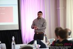 Justin Smith, Director Of Business Development at Cake Marketing at the 38th Mobile Dating Industry Conference in L.A.