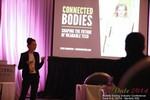 Syuzi Pakhchyan Of Fashioning Technology Keynote Presentation On Wearable Technology at the 38th iDate2014 L.A.