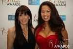 Julie Spira & Carmelia Ray  at the 2014 Las Vegas iDate Awards