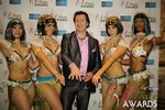 Angus Thody  in Las Vegas at the 2014 Online Dating Industry Awards