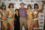 Peter Christopher  in Las Vegas at the 2014 Online Dating Industry Awards
