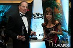 Ken Agee & Renee Piane (Multiple iDateAward Winners) at the 2014 iDateAwards Ceremony in Las Vegas