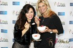 Marcella Romaya & Sheri Grande (Gluten Free Desert @ iDate) at the 2014 iDateAwards Ceremony in Las Vegas held in Las Vegas