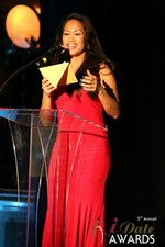 Carmelia Ray  at the 2014 iDateAwards Ceremony in Las Vegas held in Las Vegas