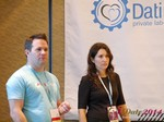 Dating Software Session - with Tanya Fathers, CEO of Dating Factory and Michael O'Sullivan CEO of Hub People at the 2014 Las Vegas Digital Dating Conference and Internet Dating Industry Event