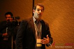 David Benoliel - Dir of Business Development @ Ashley Madison at the January 14-16, 2014 Las Vegas Internet Dating Super Conference
