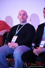 Jason Lee - CEO of DatingWebsiteReview.net at the 11th Annual iDate Super Conference
