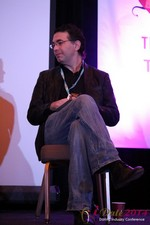 Michael McQuown - CEO of ThunderRoad and Dating Algorithm Expert at the 11th Annual iDate Super Conference